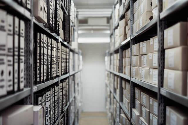 Sistema WMS para um centro de distribuição
