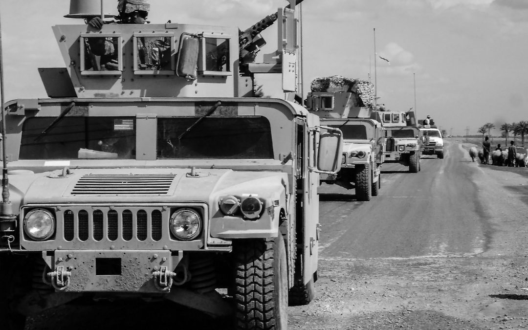 Cinco ensinamentos da logística militar