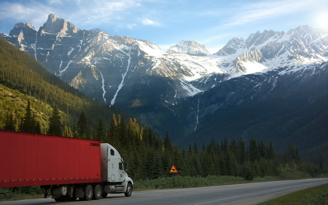 Rastreamento e Segurança dos Caminhões